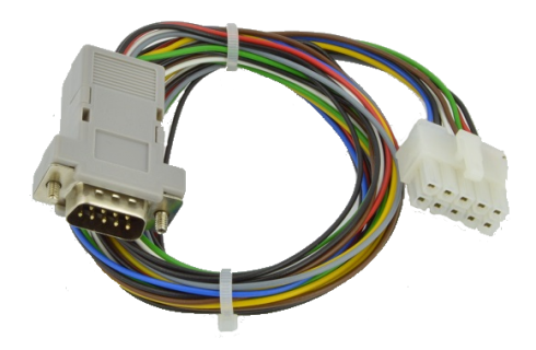 Cable harness X5-RS232